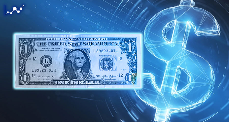 آمریکا برای حفاظت از انحصار دلار در بازارهای تجارت جهانی در نظر دارد دلار دیجیتال خود را در بستر بلاک چین صادر کند