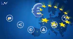 صدور ارز دیجیتال یورو