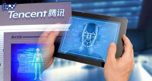 اپلیکیشن احراز هویت یکپارچه شرکت تنسنت از فناوری تشخیص چهره برای تایید هویت مسافران استفاده می کند.