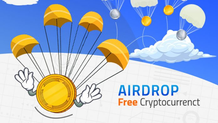 ایردراپ (Airdrop)چیست؟
