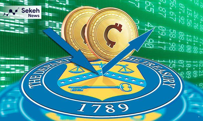 تاثیر افزایش سود اوراق خزانه داری آمریکا بر قیمت رمزارزها