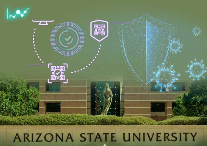 دانشگاه ایالتی آریزونا برای شناسایی موارد مبتلا به ویروس کرونا از تکنولوژی بلاک چین استفاده می کند
