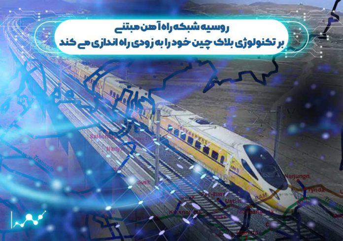 شبکه راه آهن مبتنی بر تکنولوژی بلاک چین