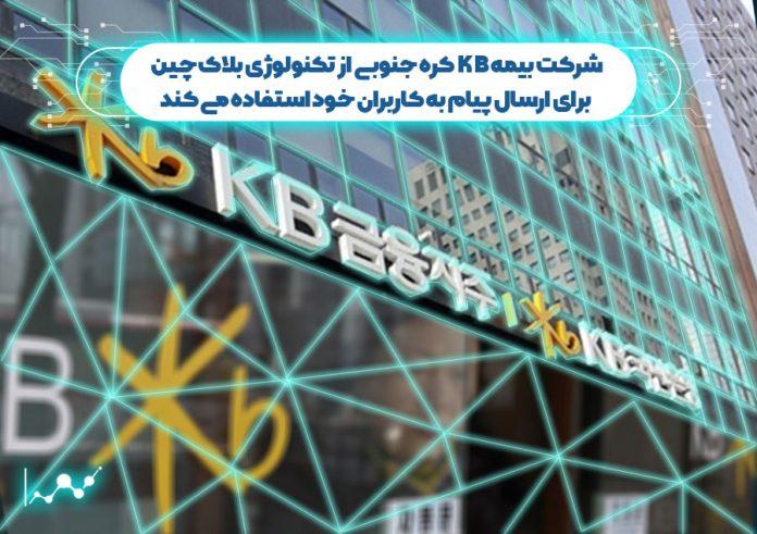 شرکت بیمه KB کره جنوبی