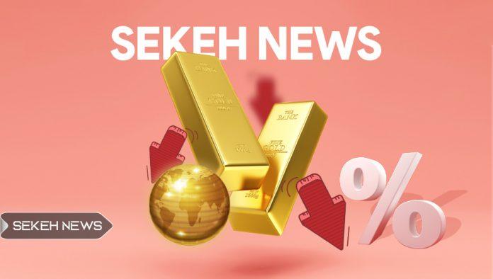 آمادگی طلا برای سومین ضرر هفتگی متوالی
