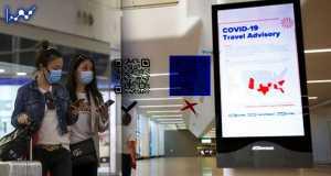 مسافران می توانند با اسکن کد پاسخ سریع (QR) درج شده روی سطوح فرودگاه بابت وضعیت ضدعفونی و پاکیزگی آنها اطلاعات جامعی بدست آورند.