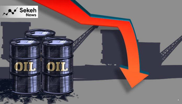 کاهش قیمت نفت با گسترش محدودیت های کرونایی در اروپا