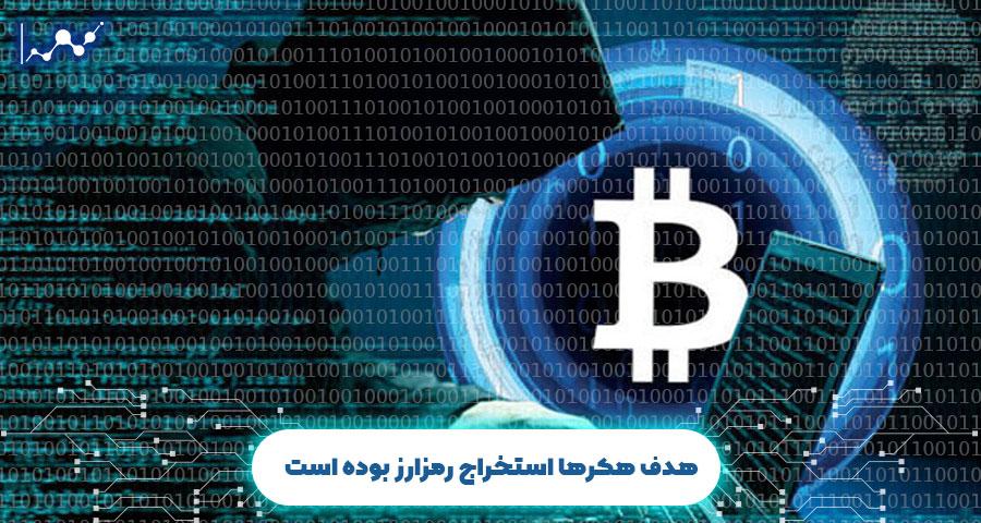 هدف هکرها استخراج رمزارز بوده است