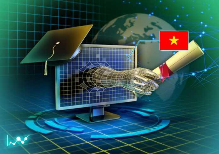 وزارت آموزش و پرورش ویتنام برای صدور مدارک تحصیلی دانش آموزان از تکنولوژی بلاک چین استفاده می کند