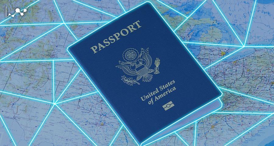 پاسپورت غیر متمرکز