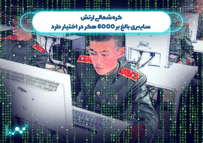 کره شمالی ارتش سایبری