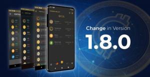 کیف پول الکترونیکی کونوس   نسخه ۱.۸.۰