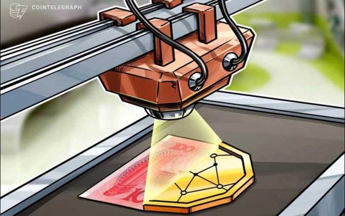 تبدیل ارز رنمینبی چین به رمزارز