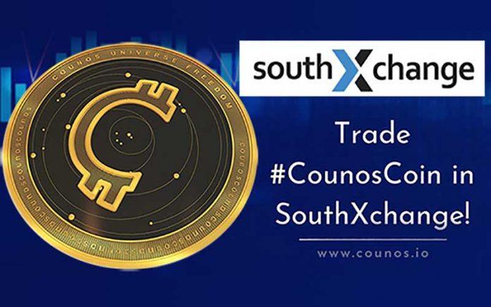 کونوس کوین در صرافی SouthXchange عرضه شد