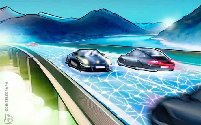 توسعه فناوری بلاک چین برای خودروهای بدون راننده توسط شرکت رنو