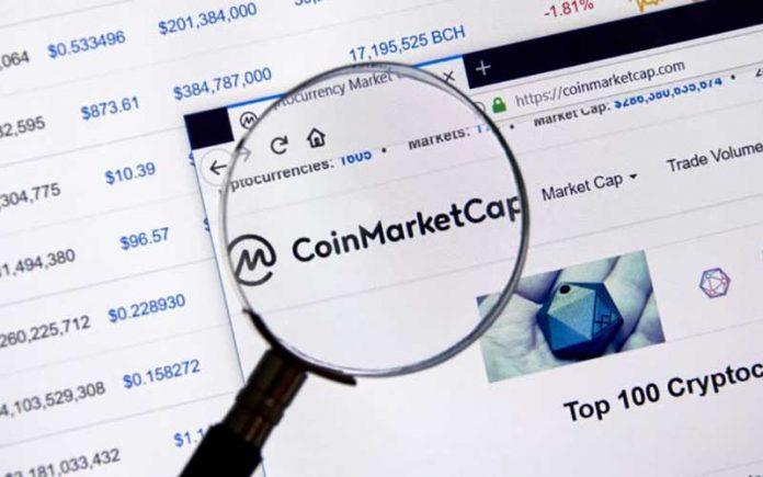همکاری CoinMarketCap با صرافیها