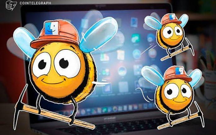 اپلیکشن استخراج ارز دیجیتال Honeyminer برای MacOS