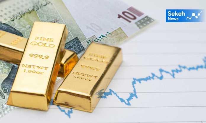 قیمت جهانی طلا امروز یکم آذر 99