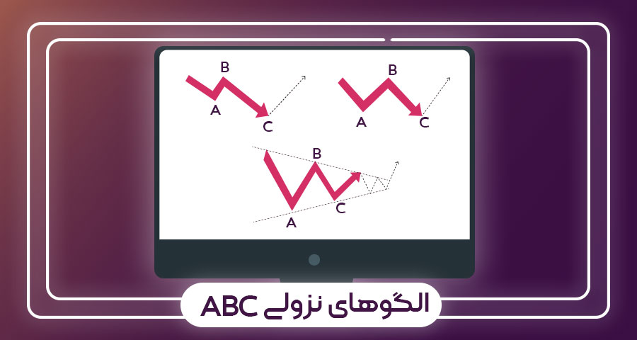 الگوهای نزولی ABC