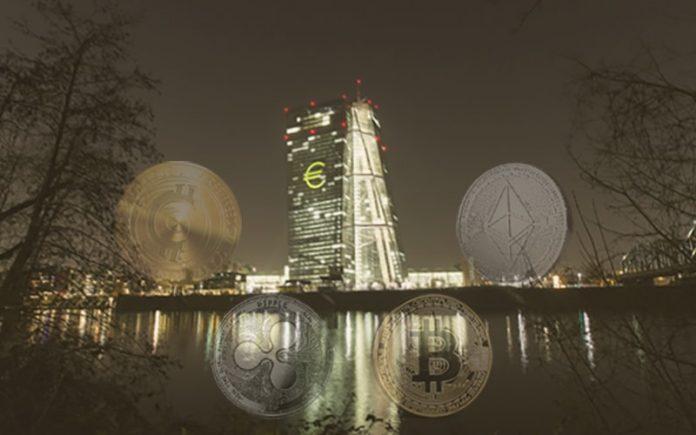 بانک مرکزی اروپا در کنار رمزارزها میایستد؟