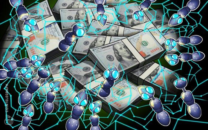 سرمایهگذاری خطرپذیر روی پروژههای بلاک چین در سال به بیش از ۸۰۰ میلیون دلار رسید