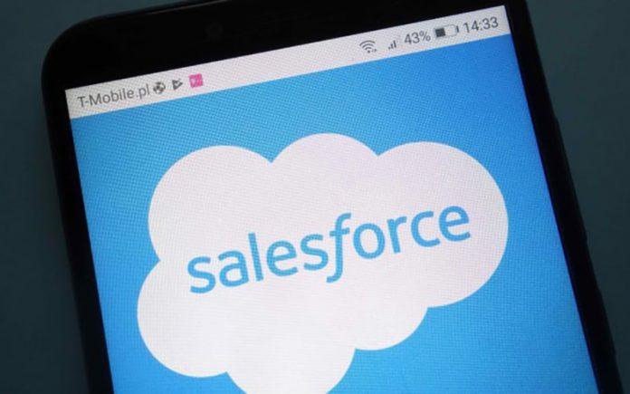 سیلزفورس از اولین محصول بلاک چین برای کسبوکارها رونمایی کرد