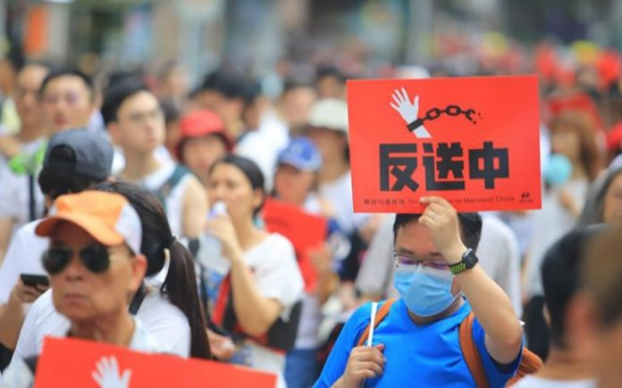 ارتباط رمزارزها با تظاهرات هنگ کنگ