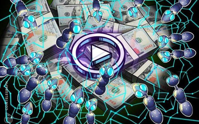 ویدیو مبتنی بر اتریوم توسط استارتاپ استریم سرمایه ۸ میلیون دلاری جذب کرد