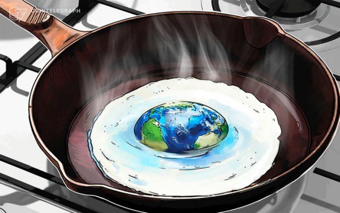 مقاله سبز استارتاپ چیا با هدف محافظت از محیط زیست منتشر شد