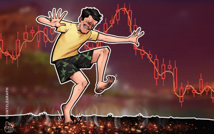 قیمت بیت کوین همزمان با نگرانی مقامات آمریکایی نسبت به پروژه لیبرا سقوط کرد
