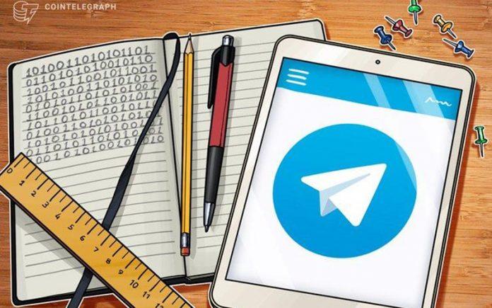 زبان برنامه نویسی جدید در شبکه تلگرام